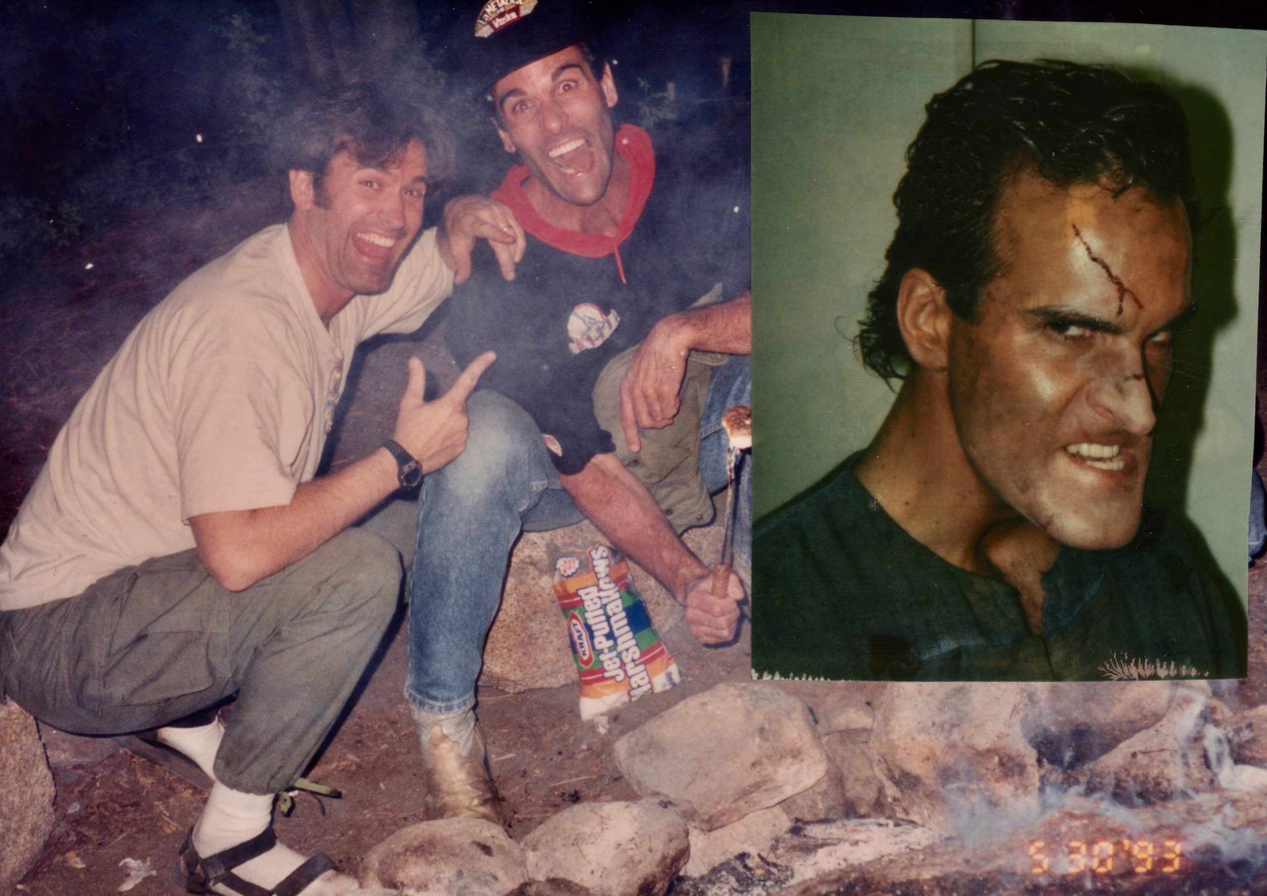 Bruce Campbell and Me _Tiny Ash_ Army of Darkeness